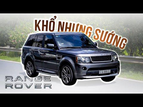 Range Rover Sport 5.0: Quá nhiều sự khác biệt