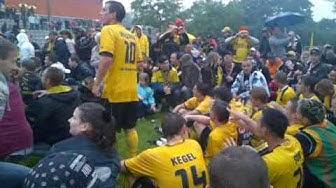 Aufstiegsfeier 2.Mannschaft Dynamo Dresden 2009