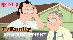F is for Family | Announcement: Jonathan Banks is Big Bill Murphy | Netflix