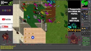 Mega Tibia - Rage Cry Tm 12 x 0 Connection Criminal (SYSTEM)