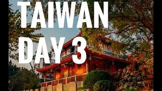 TAIWAN // Day 3 Tainan // Cijin Island, Anping Treehouse, Chihkan Tower, Flower Night Market