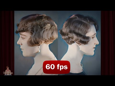 1920s Bobbed Hairstyles