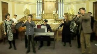 Смотреть клип Концерт Клезмерской музыки. Большая Хоральная Синагога РЎРџР±. онлайн