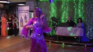 �������� ���� Сиэль .БЕЛЕДИ. вечеринка  Jamila Oriental Dance Party, 09.0.17 ������