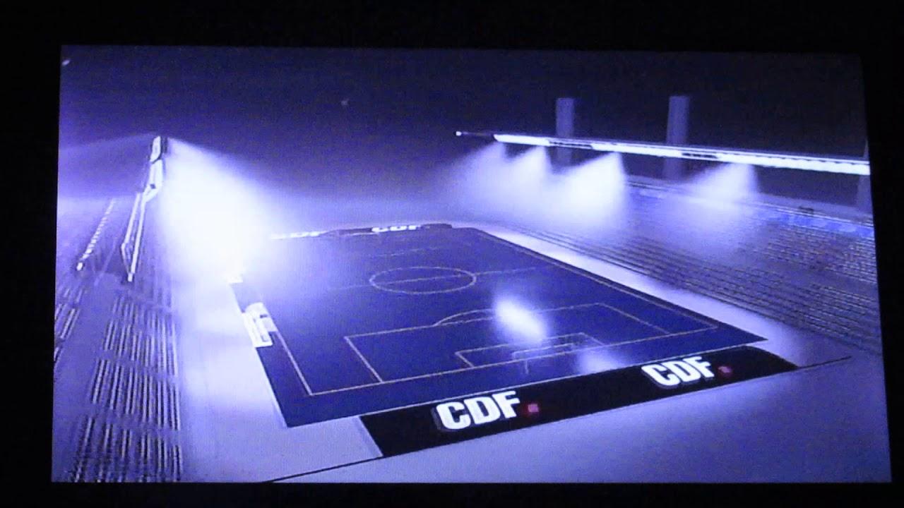 Intro Supercopa Chile CDF 2017