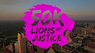 50K LIONS OF JUSTICE FESTIVAL INTRO MICHELLE OBAMA LIVE MESSAGE