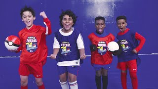 UK: Learn new skills with the latest season of Pokémon Futsal Youth Cup by England Football!