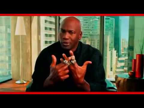 Michael Jordan's response to LeBron James