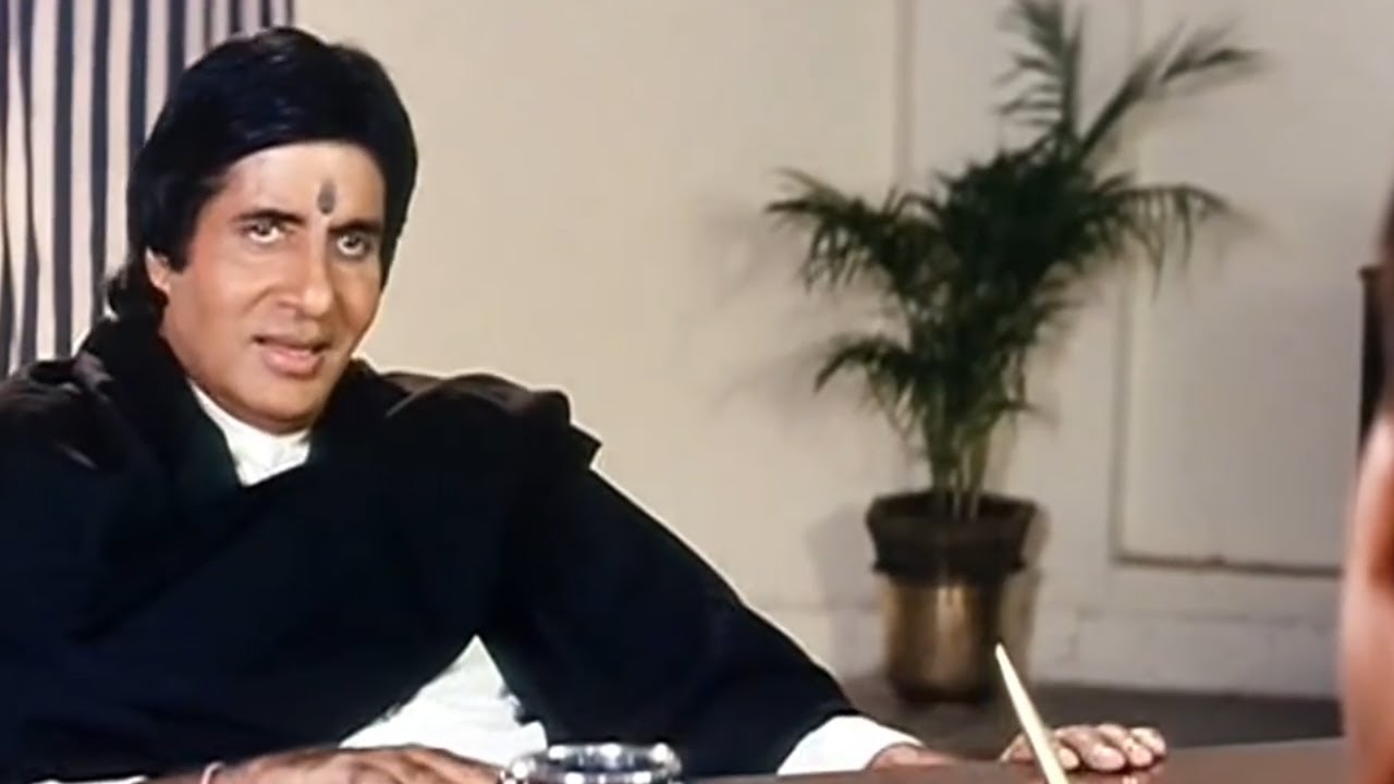 Download Amitabh bacchan's strong threat to DSP