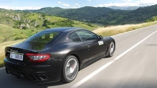 Maserati GranTurismo MC Stradale - by DRIVE Magazine (Eng subs)