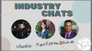 Industry Chat: Music Performance