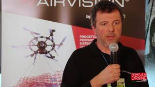Roma Drone Campus 2017 - Airvision Neutech