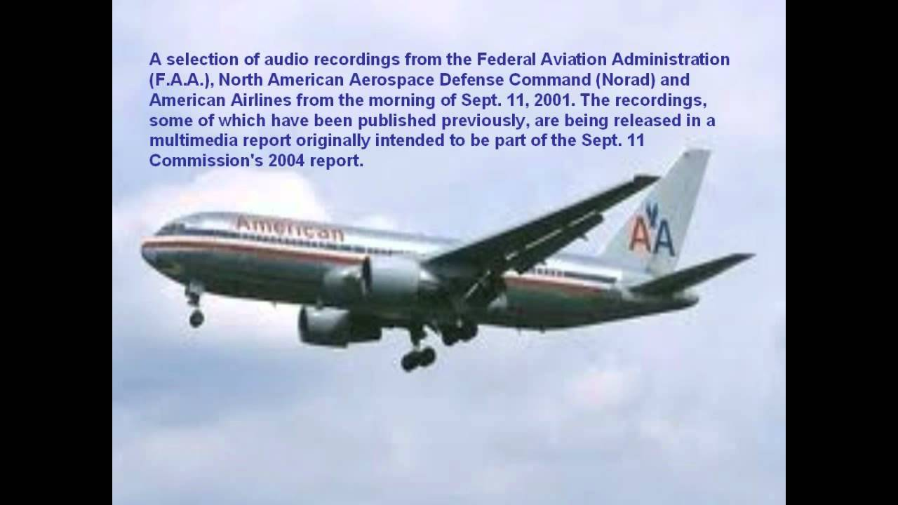 Betty ong s 9 11 call from flight 11 youtube - A Selection Of Audio Recordings From The Federal Aviation Administration Of Sep 11 2001 2