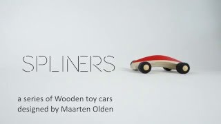Spliners | Wooden Toys For Boys | And Girls
