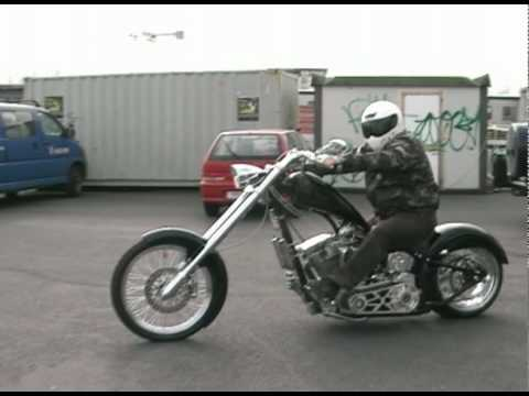 7be40faba Harley Hybrid Made in Iceland - Ultima 128ci El Bruto - YouTube