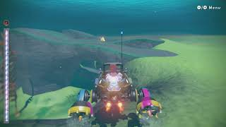 5th Star ~ Beach Area - Adventure Mode ~ LABO 03: Vehicle Kit - No Commentary