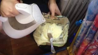 как сделать тарелку своими руками DIY