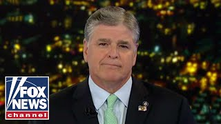 Hannity: Dems would still hate Trump if he cured cancer