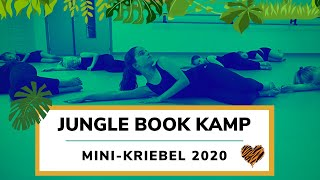 Jungle Book Kamp in 4K | Mini Kriebels 2020 | ∙ndigo Roeselare