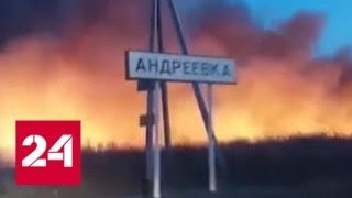 Приморский край охватили природные пожары - Россия 24
