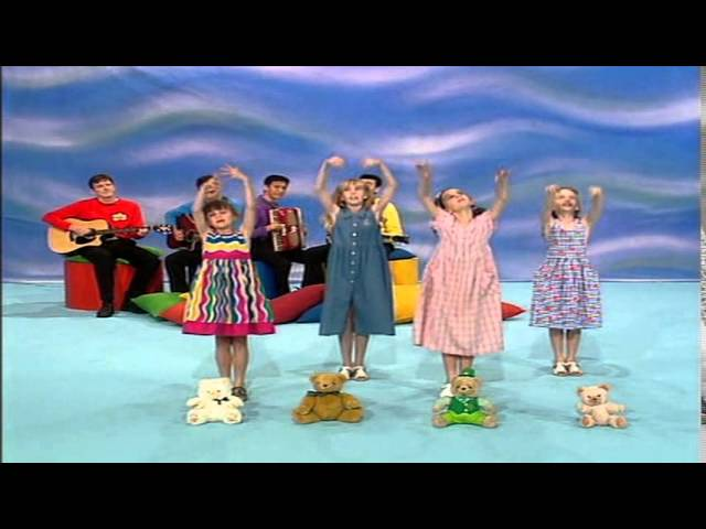The Wiggles-I love it when it rains Chords - Chordify