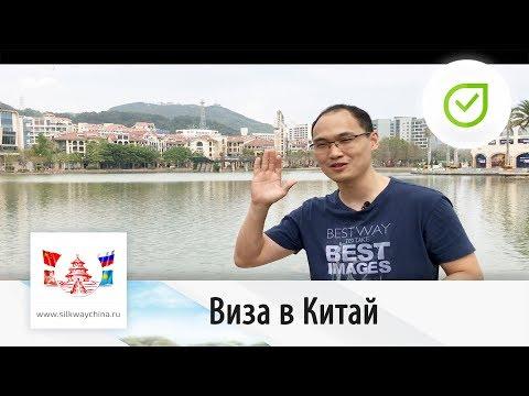 Визы в Китай, какие бывают и как оформить? | Свой в Китае №16