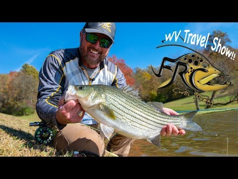 Fly Fishing In West Virginia|WV Travel Show