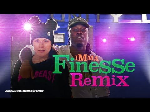 Cover Lagu @BRUNOmars ft. @iamCARDIb - FINESSE REMIX - @Willdabeast__ @JanelleGinestra choreo - YouTube STAFABAND