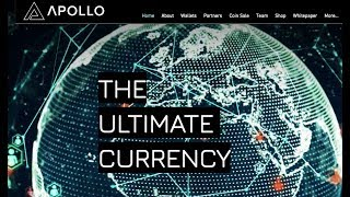 Apollo Currency - The All in One Crypto Currency | Features & Token Sale [Hindi]