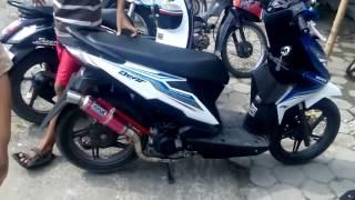 Honda Beat Knalpot CHA staindles