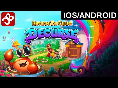 Decurse – Magical Farming Game (By Big Fish Games) iOS/Android - Gameplay Video