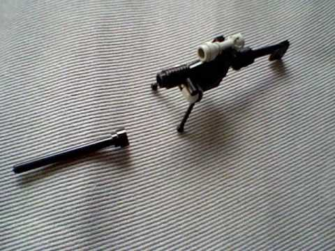 How To Make A Bionicle Ak 47 By Mrawesomelyawesome