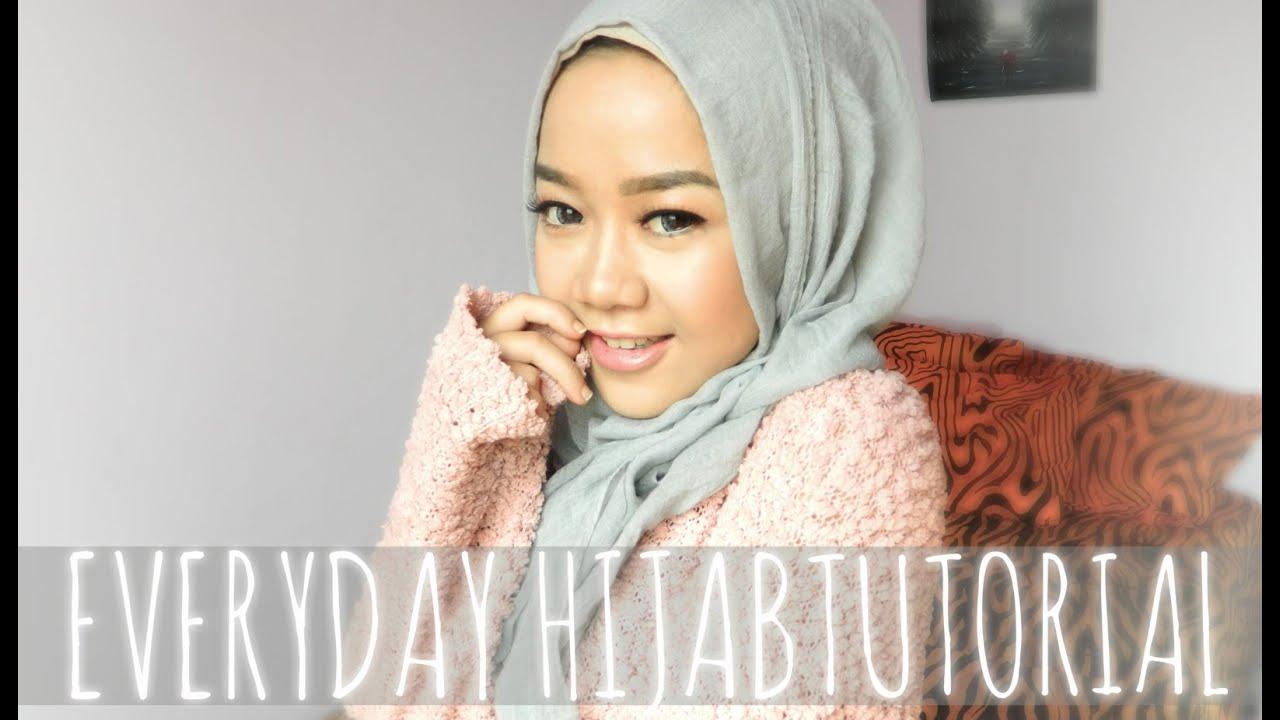 Simple Everyday Hijab Tutorial Spesial Ramadhan Beauty