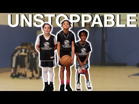 These 3 Kids Are UNSTOPPABLE! | BEST Youth Basketball Team EVER?