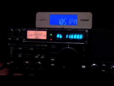 KCBS Pyongyang on 11680 KHz - 1hr 29min recording