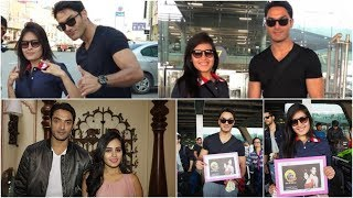 Avinesh and Rhea talk about their experience of shooting in Bangkok