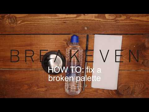 HOW TO: Fix a broken makeup palette in under 10 minutes