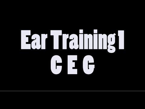 Ear Training: Lesson 1