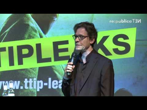 re:publica 2016 – #TTIPLEAKS BY GREENPEACE on YouTube