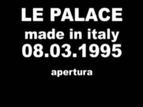 Le Palace 1994 Gigi D'Agostino & Superpippo