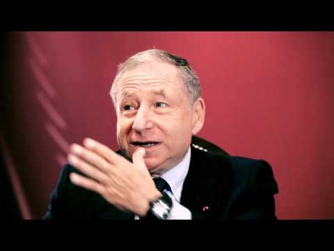 Save Kids Lives - Jean Todt: The Interview