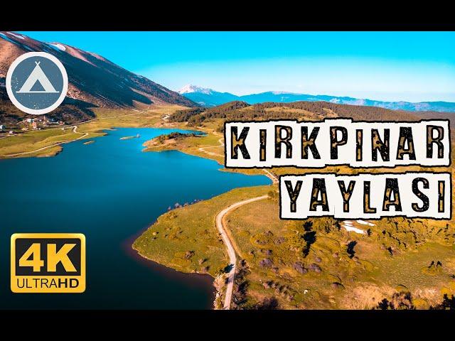 Kırkpınar Yaylası | Ilgaz [Drone 4K]