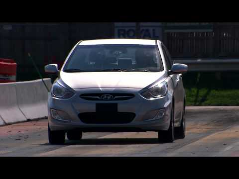 Road Test 2012 Hyundai Accent