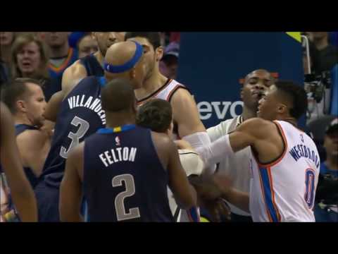 NBA Ejections Compilation [HD]