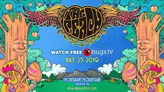 The Peach Music Festival - Thursday 7/25/2019 - live from Scranton, PA!