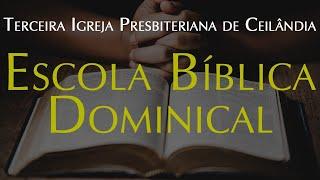 EBD - 11/04/2021 ´´Deus está agindo, mesmo quando parece ausente Leitura Bíblica : Ester 2.1-17``
