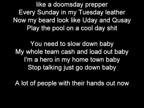 Action Bronson - Strictly 4 the jeeps (lyrics)