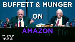 Buffett on investing in Amazon.com