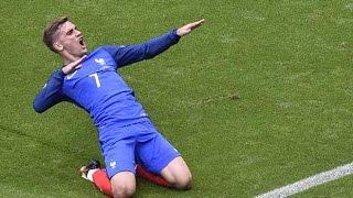 Griezmann sur le podium du Ballon d'Or