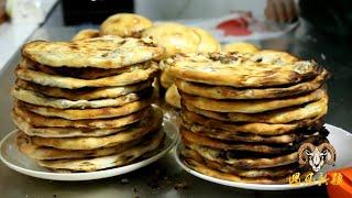 【和田游】美食一次吃不够!胖纸哥来到和田夜市 超120种民间美食 新疆最大的夜市 一年四季营业